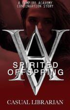 Spirited Offspring by sydneyadrian