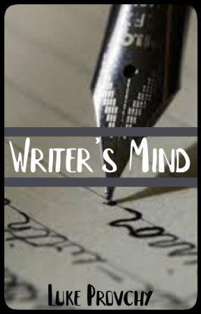 Writer's Mind by LukeandhisGible