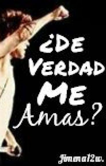 ¿De verdad me amas? (Jared Leto)