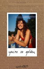You're so Golden // Madison Bailey by madss0809