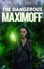 Cameron Maximoff - The Dangerous Maximoff by JanelleSalas4