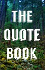 The Quote Book by Samauria