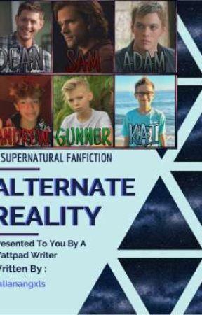 Alternate Reality by italianangxls