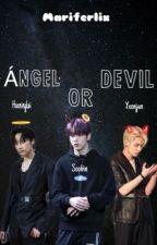 ✨Angel or devil?🔥Soobin,yeonjun y hueningkai) by Mariferlix