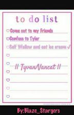 To Do List ||Tyvan/Vancat || by Blaze_Stargers
