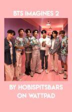 BTS Imagines 2 by hobispitsbars