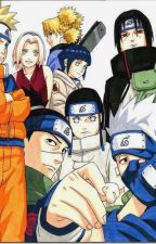 Naruto One Shots by LonelyOtaku89