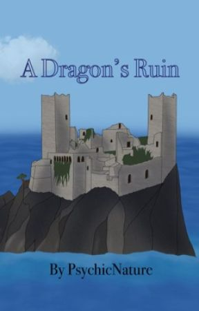 A Dragon's Ruin by PsychicNature