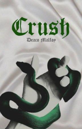 Crush • Draco Malfoy x Reader  by obxthornton