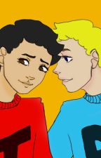 South park: Terrence x Phillip by love_southpark