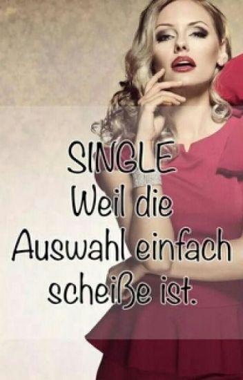 ich bin single weil