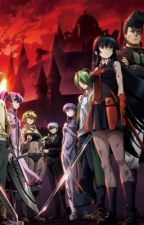 Akame Ga Kill FanFiction- The Crystal Blade by Halen_Wick
