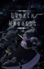 Broken Madness ♠️   Jevil × OC   ♣️ by MangleXD32