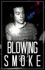Blowing Smoke ☞H.S by sleepystyles-