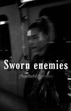 Sworn enemies  by _belieber_6_