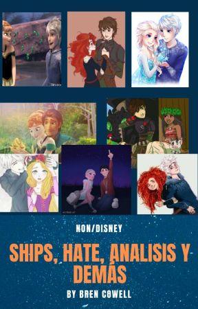 Análisis de ships, personajes, villanos, hate, clichés y más... by LIGHTS_RedHood