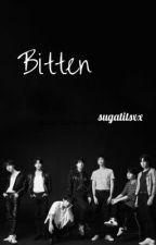 Bitten (BTSxReader) (18+)  by sugatitsxx