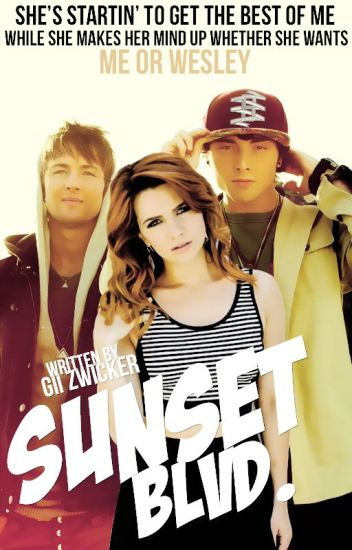 Sunset BLVD. - A Emblem3 Fanfic