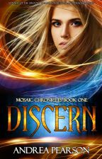 Discern, Katon University Book One by andreapearson