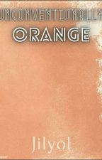 Unconventionally Orange by Jilyol