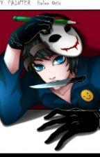 Bloody Painter x reader by XxIm-DifferentxX