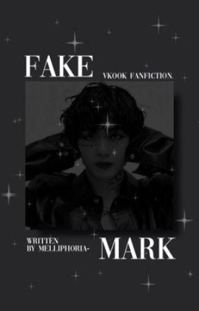 FAKE MARK | TAEKOOK by melliphoria-