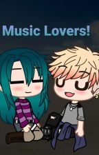 Music Lovers~   (A Jailey Fanfic Lawl...)    by Fimadabunny