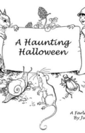 A Haunting Halloween by JudyPierce