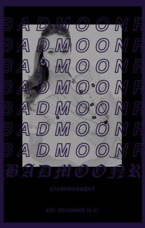 Bad Moon Rising  ━━𝐃. 𝐌𝐀𝐋𝐅𝐎𝐘 by starfragment