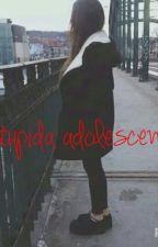 Stupida adolescenza. by giusycilio