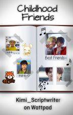 Childhood Friends // Yeonbin by Kimi_scriptwriter
