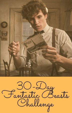 30 Day Harry Potter Challenge! by Awesomedragon2