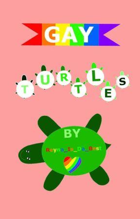 Gay Turtles by Reyna_Is_Da_Best
