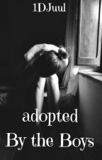 Adopted by the boys (Dutch 1D fanfic) by 1DJuul