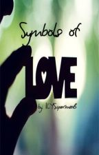 Symbols of Love (One-shot stories) #Wattys2016 by ILYSupermanB