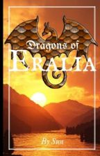 The word of a wizard (Dragons Of Eralia #1) by SunOrSunfire