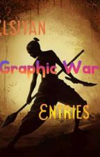 My entries for elsiyan graphic war by thesilverlotus