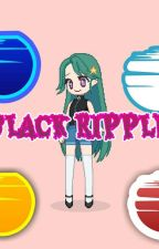 🕳️🖤Black Ripples 🖤🕳️ by -Queen-of-Thorns-