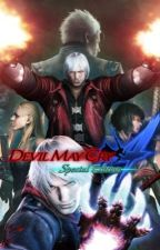 Devil May Cry 4 (Dante x reader) book 4 by chasy2804