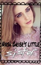 Nash Grier's Little Sister by paranoidtacos