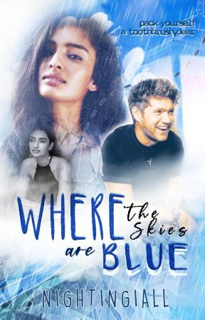 where the skies are blue // niall horan au (coming soon) by nightingiall