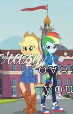 Crazy Over You (Appledash COMPLETED) by lmaookira