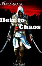 Ambrosio, Heir to Chaos (Percy Jackson Fanfiction) by cergia_