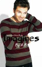 Sebastian Stan/Bucky Imagines by soiwritebooks