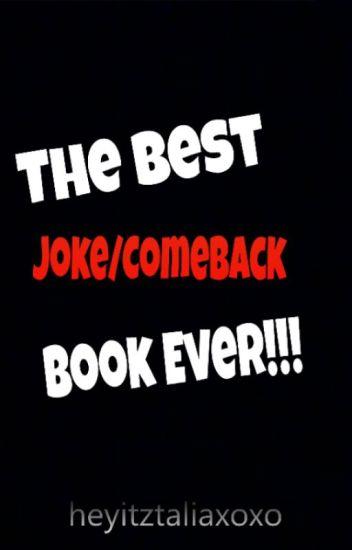 The Best Joke/Comeback Book Ever