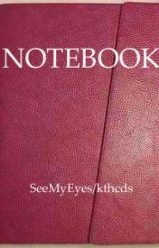 Notebook by SeeMyEyes