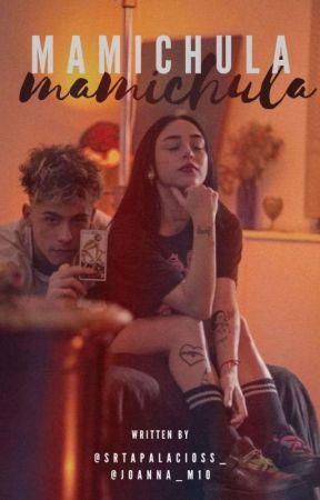 Mamichula; Trueno  by srtapalacioss_