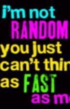 Book of random by KayKiller