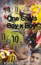 Boy x Boy One Shots by Sunnygirl1909