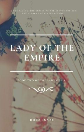 Lady of the Empire by RheaIsaac